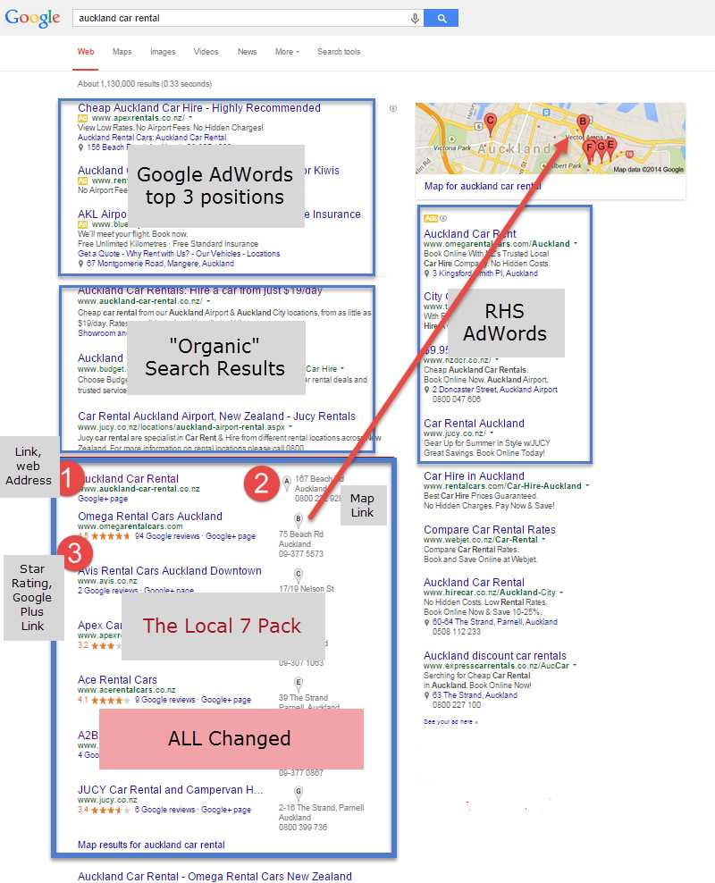 how to search for unverified google business listings